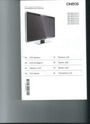 TV Gerät Philips CINEOS 32