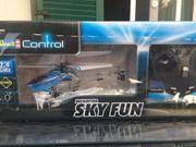 Hubschrauber neu mit 3 Kanal