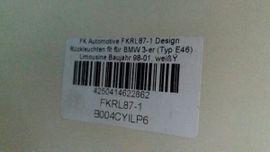 Bild 4 - Rückleuchten BMW E46 - Göfis
