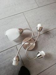 Deckenlampe 4 flammig