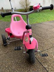 PUKY Dreirad mit Lenkstange und