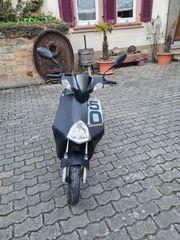 Motorroller Explorer - Sieht aus wie