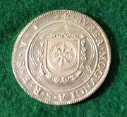Silbermedaille Sankt Martin 1972