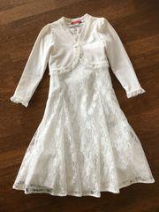 Kleid Erstkommunion Kommunion Gr 134