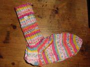 Handgestrickte Socken Gr 36 37
