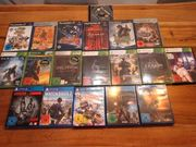 PS2 Xbox 360 PS4 Spiele