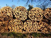 Brennholz trocken