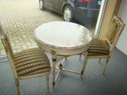 5 Louis XVI 2 Stühle