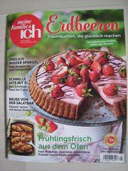 Zeitschrift meine Familie ich Heft