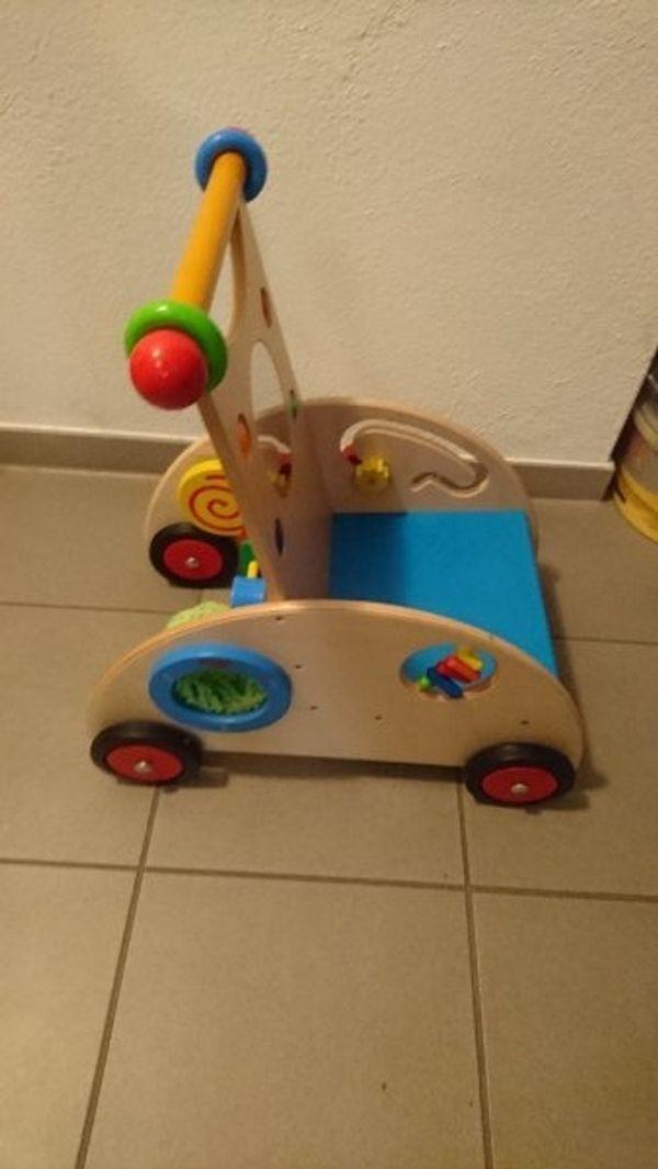 Schiebewagen HABA
