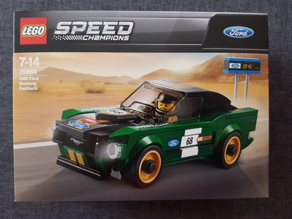 LEGO Set 75884 - Ford Mustang