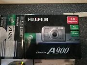 Fuji Film Digital Kamera