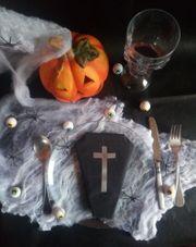 Halloween Servietten Fertig Gefaltet Dracula