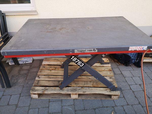 Hubtisch von Flexlift Flunder