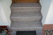 Treppe Stufen Sanieren Neubau Beschichten