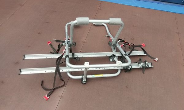 Universal Fahrrad-Heckträger für 2 Fahrräder