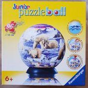 Ravensburger Puzzle Ball Eisbären