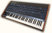 suche analog Synthesizer Moog Arp