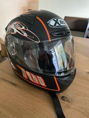 2 Motorradhelme Marke X-Lite 701