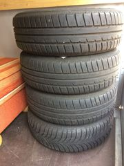 4 Reifen mit Felgen 175