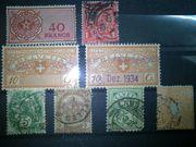 Briefmarken aus Belgie Belgique Bayern
