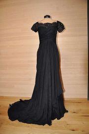 Abendkleid schwarz Gr 36