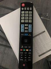 LG Fernbedienung TV Bedienungsanleitung