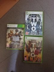 Army of Two alle Teile