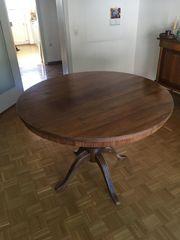 Tisch Nussholz