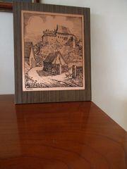 Kupferbild Cadolzburg