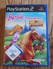 Playstation 2 Spiel Barbie Pferdeabenteuer -