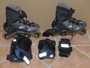 Inline Skater Salomon FT Gr
