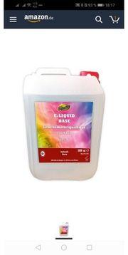 Verkaufe E-Liquid Base70 30