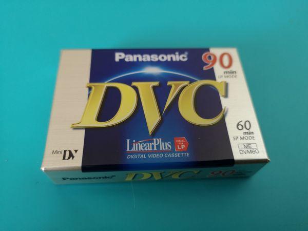 Mini DV Kassette Panasonic