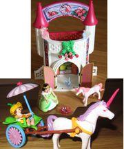 Playmobil - Feenkind und Einhornkutsche