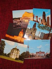 12 alte Ansichtskarten von BERLIN -