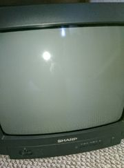 Kleiner Fernseher voll funktionsfähig