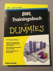 BWL Trainingsbuch für