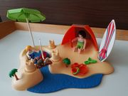 PLAYMOBIL Ferien KompaktSet Strandurlaub