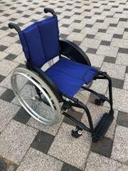 Rollstuhl MEYRA X1 Faltbar Leichtgewicht