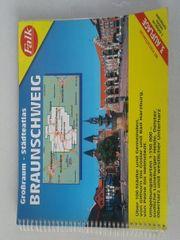 Städteatlas vom Großraum Braunschweig