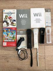 Nintendo Wii inkl 2 Spiele