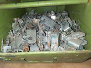 Kupferschienenklemmen von Siemens für 12x5