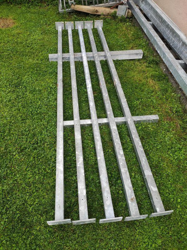 Stahl Träger Verzinkt
