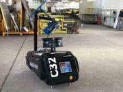 Felgenpoliermaschine C32 BLACK-EDITION Neues Model