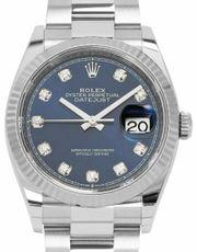 Rolex Datejust 126234 Stahl Uhr