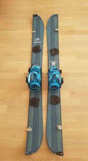 Jones Splitboard kompl Ausrüstung 154