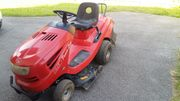 Rasen traktor rasenmäher