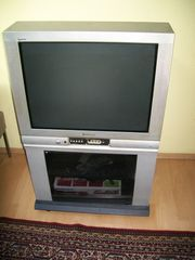 Panasonic TX-29AS10C B Röhrenfernseher mit