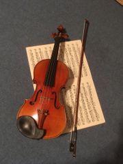 Geigenunterricht in Bamberg,